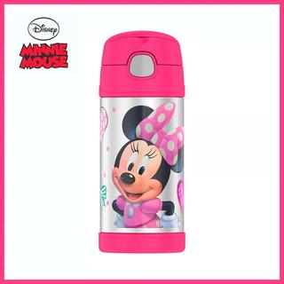Termo Cilindro Acero Inoxidable Minnie Mouse Disney