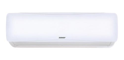 Aire acondicionado Surrey Pria Evolution split frío/calor 4300 frigorías blanco 220V 553BFQ1801F/E