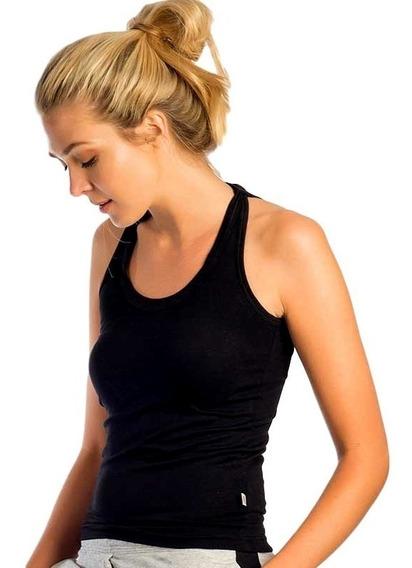 Musculosa De Algodón Y Lycra Okey 27275 Tienda Wariel