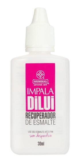 Impala Dilui Recuperador De Esmalte 30ml