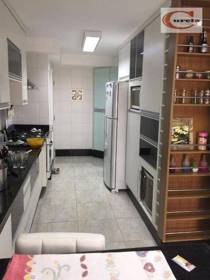 Apartamento Residencial À Venda, Aclimação, São Paulo. - Ap4156