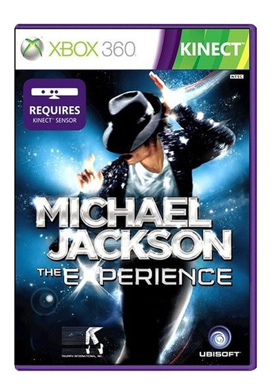 Michael Jackson The Experience - Xbox 360 - Usado - Original