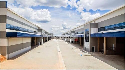 Carapicuíba-sp - Galpão Novo 2.369m2 Em Condomínio Fechado Locação - R$55.340,47 - Ga0015