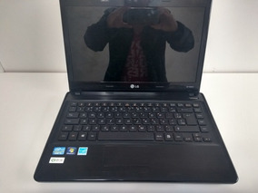 Notebook Lg A425 Core I3 Hd 320gb Memória Ram 4gb