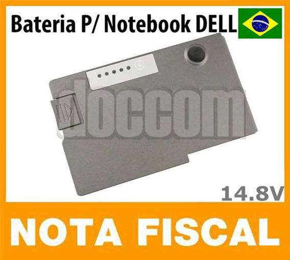 Bateria P Dell 4 Cel 14.8v Latitude D500 D505 D505c D520