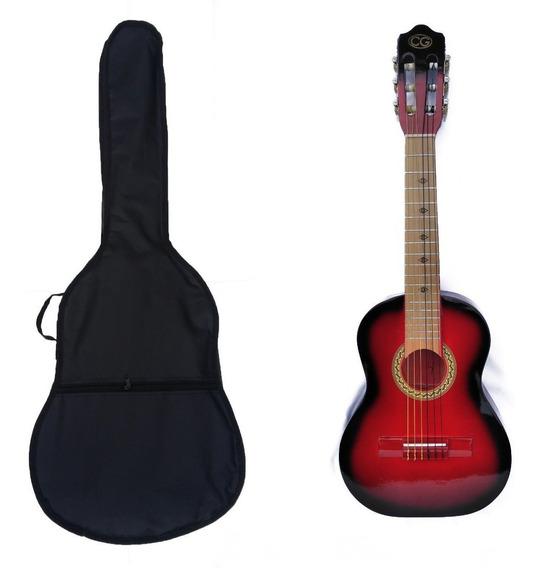 Guitarra Infantil Para Niños De 5 A 8 Años Tamaño 1/2