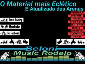 Pac Musicas,trilhas,vinhetas E Efeitos Para Seu Rodeio 2019