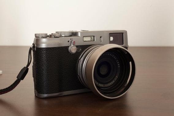Fuji X100 - Impecável! . Fujifilm. Mirrorless.