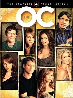 Dvd - The O.c: - 4ª Temporada - Dublado
