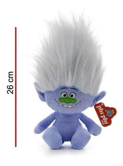 Trolls Diamantino Sentado 26cm 4304 By Creciendo