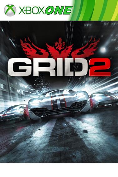 Grid 2 Xbox One Conectado