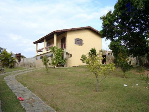 Chácara Residencial À Venda, Fazenda Hotel São Bento Do Recreio, Valinhos - Ch0029. - Ch0029