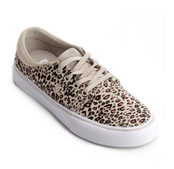 Tênis Dc Shoes Trase Tx Se Feminino - Leopard Print