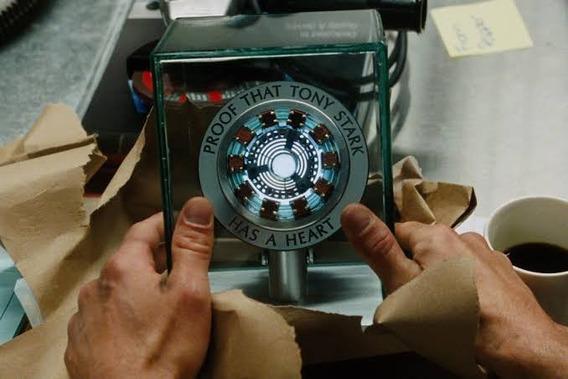 Diy Reactor Arc 1:1 Marvel Endgame Tony Stark Ironman