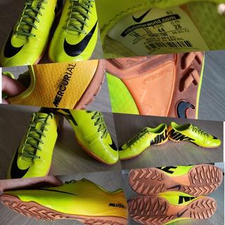 Chuteira Nike Mercurial Verde