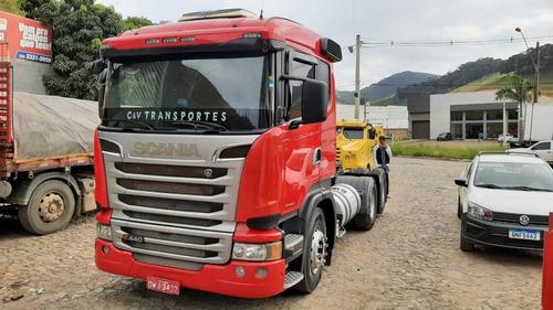 Scania R 440 6x2 - 2014