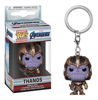 Funko Pop Keychain Avengers Endgame Thanos