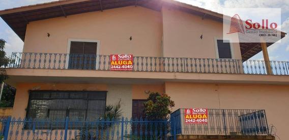 Sobrado Comercial/residencial De Esquina Em Jardim Maia - Guarulhos/sp - So0079