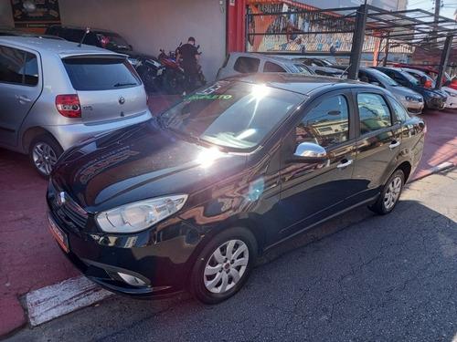 Imagem 1 de 6 de Fiat Grand Siena 2013 1.4 Attractive Flex 4p