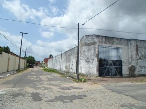 Terreno Para Alugar Na Cidade De Fortaleza-ce - L12798