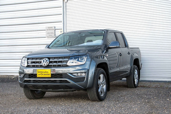 Volkswagen Amarok V6 3.0 Highline At 4motion