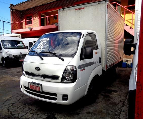 Kia Bongo K 2500 Bau Facchini - Ano 2016