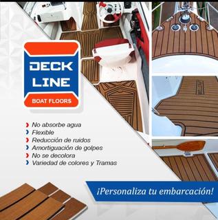 Pisos Nauticos Deck Line Lanchas Embarcaciones
