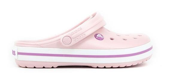 Crocs Crocband Adultos Rosa Pearl Pink En La Plata