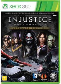 Jogo Injustice Gods Among Us Ultimate - Imperdível