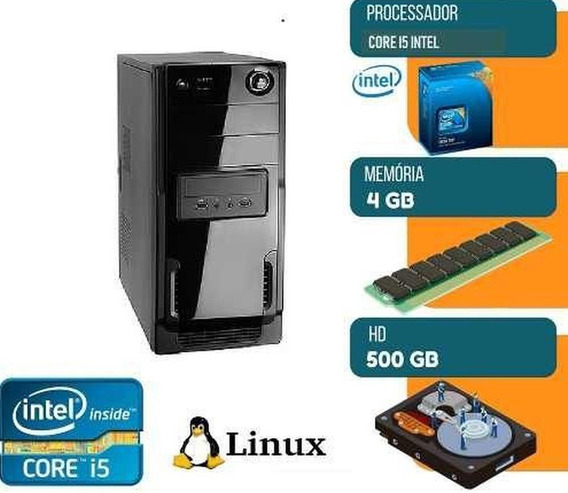 Computador Intel Core I5 3.20 Ghz 4gb Hd 500gb Hdmi Full Hd