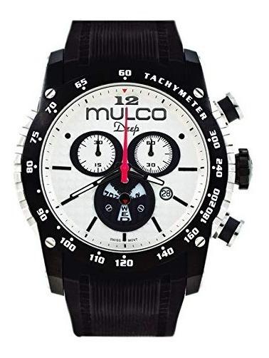 Relógio Mulco Deep Scale Isa Black Mw1-29878-021