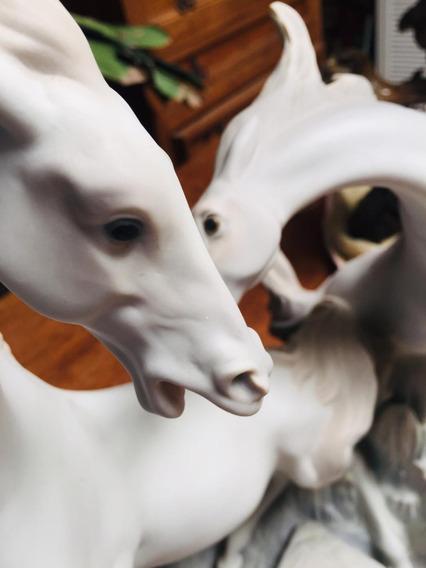 Caballos Porcelana Lladró