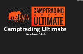 Camptrading Ultimate + Starter + Team Urso + Brinde Trader