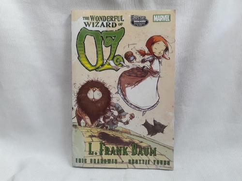 Imagen 1 de 8 de The Wonderful Wizard Of Oz Baum Shanower Ingles Marvel