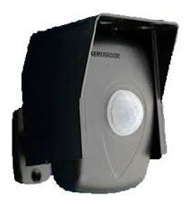 Kit 06 Unid Sensor De Presença Externo Qualitronix 180° Qa26