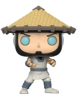 Funko Pop Raiden De Mortal Kombat 254
