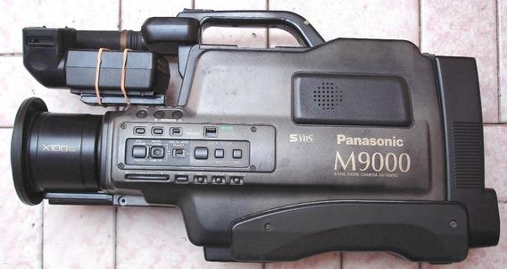 Peças - Filmadora Panasonic M9000 - Desmanchando