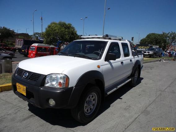 Nissan Frontier Mt 2400 Aa Abs