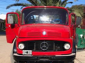 Mercedes-benz 1114 Año 84 Camion De Fabrica Titular Vende