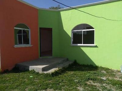 Casa En Venta Ubicada En Epazoyucan, Hidalgo