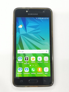 Celular Samsung Galaxy Grand Prime Plus Muy Bien Cuidado