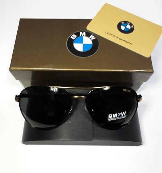 Óculo Sol Unissex Bmw Original Lentes Com Proteção Uv 400