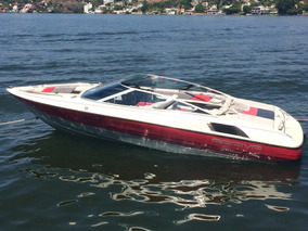 Arriva Bayliner Impecable V.8 Mercruiser Siempre Bajo Techo