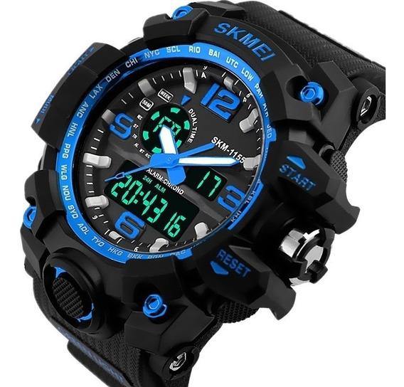 Relógios Skmei Original Modelo 1155 Prova D