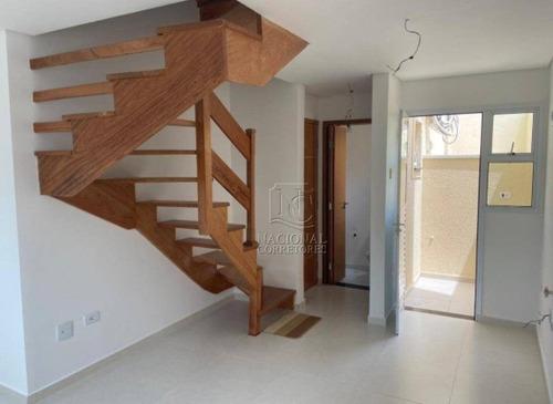 Imagem 1 de 20 de Cobertura Com 2 Dormitórios À Venda, 76 M² Por R$ 310.000,00 - Vila América - Santo André/sp - Co5498