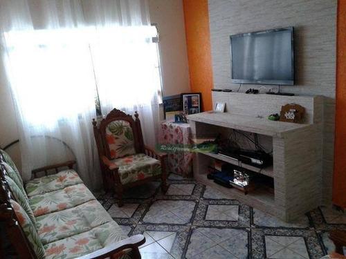 Imagem 1 de 10 de Casa Com 3 Dormitórios À Venda Por R$ 413.400 - Parque Residencial Flamboyant - São José Dos Campos/sp - Ca5785