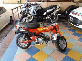 Honda Dax St 70, Igual A 0km, Muy Poco Uso.