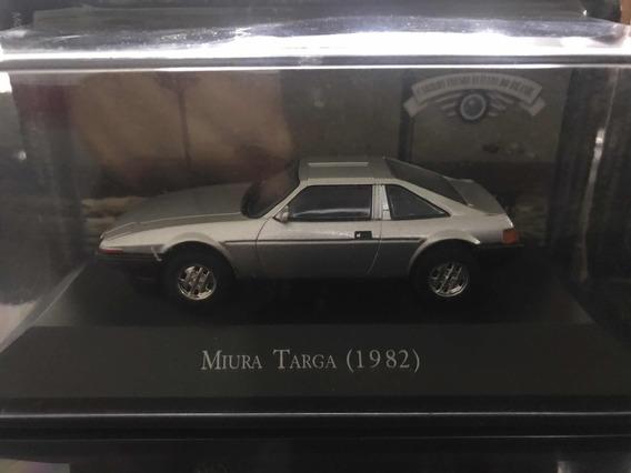 Miniaturas Miura Sport E Miura Targa Escala 1:43