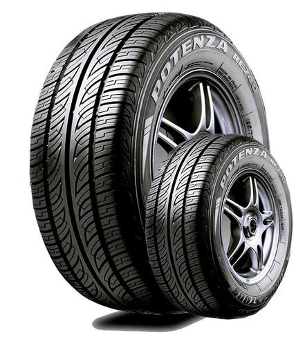 2u 205/70 R14 Potenza Re 740 Bridgestone Cuotas 0%