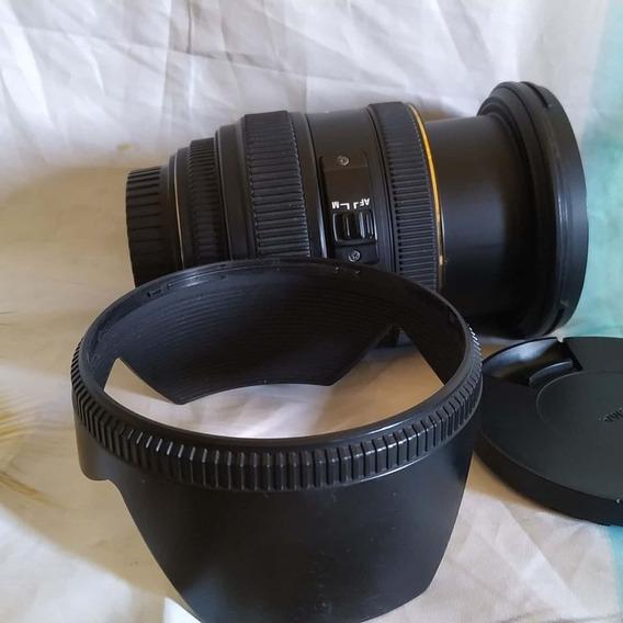 Lente Sigma 24-70mm F/2.8 Para Canon